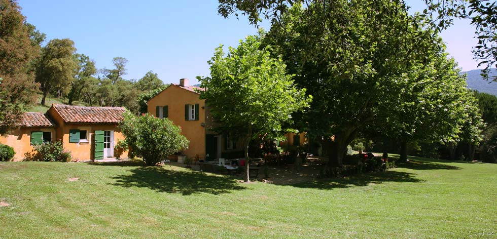 Villas to Rent in Provence - French Riviera Cote d'Azur Rentals - Villa Gardens