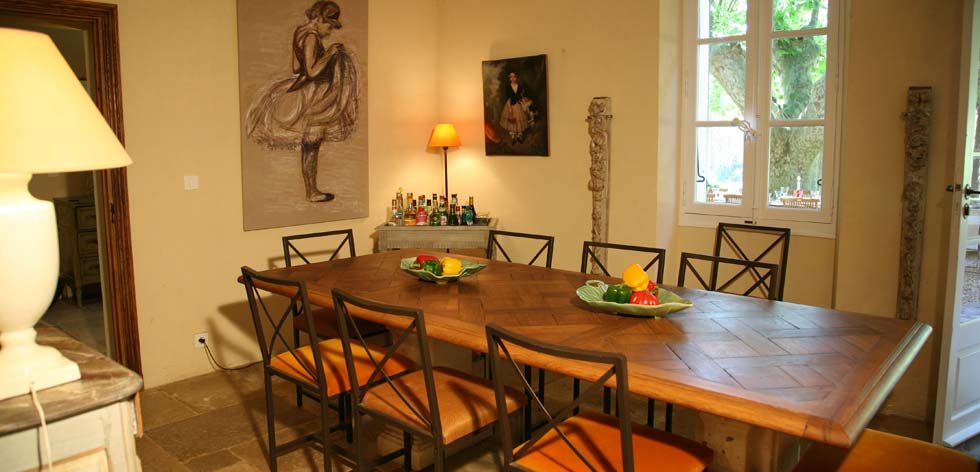 Villas To Rent In Provence   French Riviera Cote Du0027Azur Rentals   Dining  Room ...
