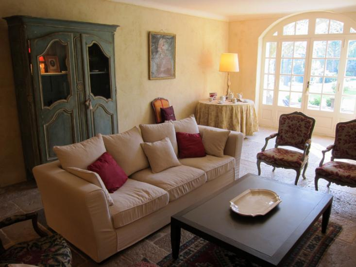 Rent A Living Room Villas To Rent In Provence Riviera Cote D'azur  Living Room