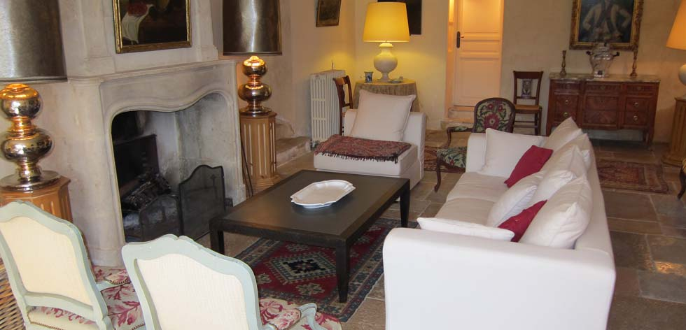 Villas to Rent in Provence - French Riviera Cote d'Azur Rentals - Living Room