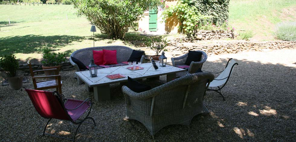 Villas to Rent in Provence - French Riviera Cote d'Azur Rentals - Villa Terrace